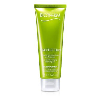 Pure.fect skin anti shine purifying cleansing gel combination to oily skin 140027 125ml/4.22oz