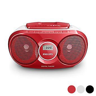 CD Radio Philips AZ215/12 3W/Red