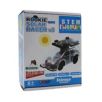 OWI Rookie Solar Racer V3 Science KIT STEM