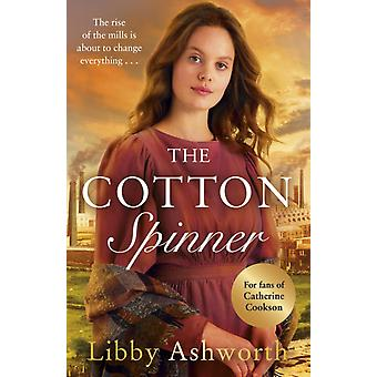 Cotton Spinner by Libby Ashworth