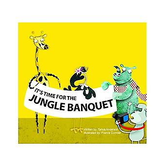 It's Time for The Jungle Banquet: Story Book