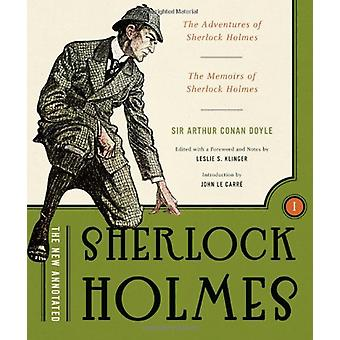 The New Annotated Sherlock Holmes - The Complete Short Stories - The Ad