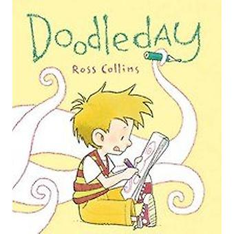 Doodleday by Ross Collins - 9781910235461 Book