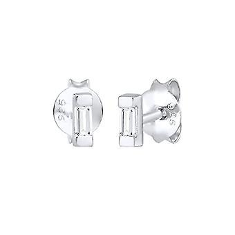Elli örhängen för rostfritt silver Women ' s PIN 925 303781918