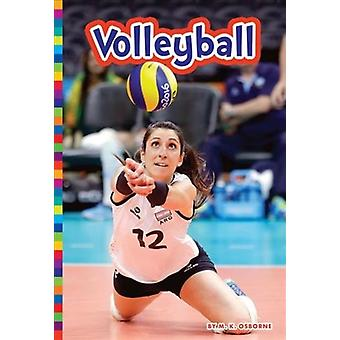 Volleyball by M K Osborne