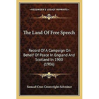 The Land of Free Speech