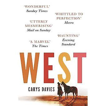 West by Carys Davies - 9781783784233 Book