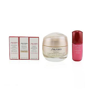 Anti-wrinkle Ritual Benefiance Wrinkle Smoothing Cream Enriched Set (for Dry Skin): Wrinkle Smoothing Cream Enriched 50m