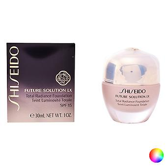 Fluid Make-up Future Solution Lx Shiseido/3 - Rose