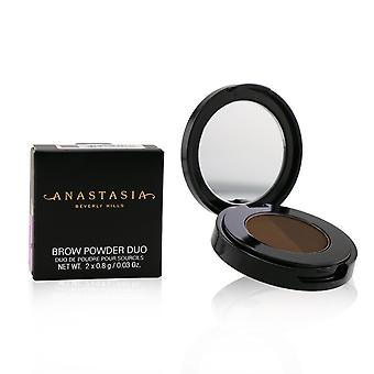 Brow powder duo   # ebony 2x0.8g/0.03oz