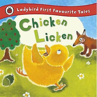 Chicken Licken Ladybird First Favourite by Mandy Ross