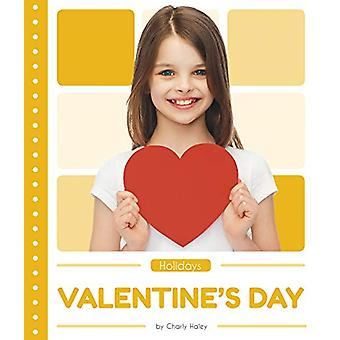 Holidays - Valentine's Day by  -Charly Haley - 9781641855723 Book