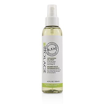 Biolage r.a.w. replenish oil mist (for all hair types) 125ml/4.2oz