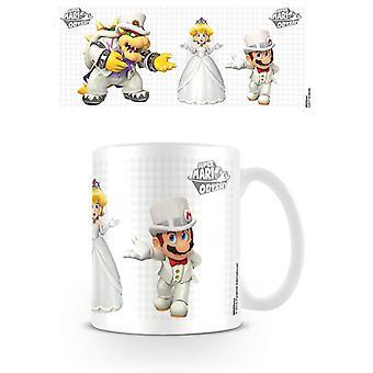 Super Mario Odyssey Who Will She Choose Mug