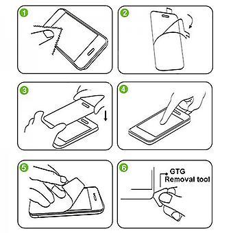 2x 2.5D 0,26 mm H9 Hart Glas Schock Folie für Motorola Moto E6 Plus Schutz Zubehör Glas Neu