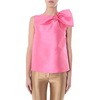 Alberta Ferretti 020542250212 Damen's Rosa Polyester Top