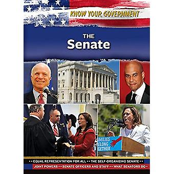 The Senate by Justine Rubinstein - 9781422242407 Book