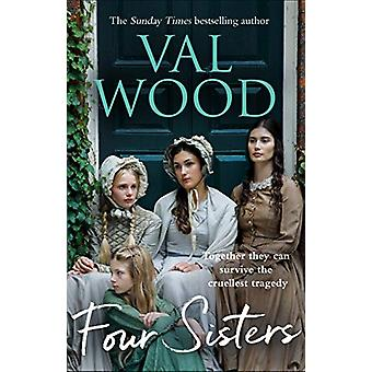 Four Sisters by Val Wood - 9781787632615 Book