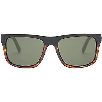 Electric California Swingarm XL Sunglasses - Darkside Tort Shell/Polarized Grey
