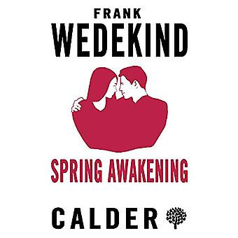 Spring Awakening by Frank Wedekind - 9780714550008 Book