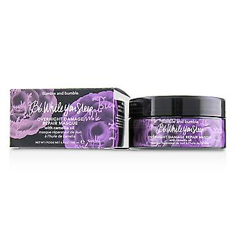 Bb. while you sleep overnight damage repair masque 230506 190ml/6.4oz