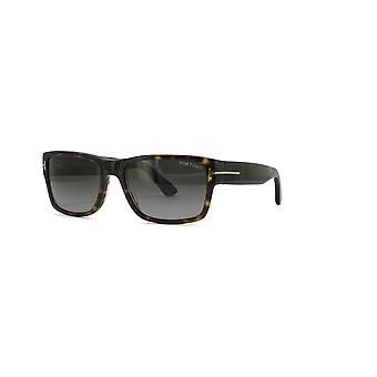 Tom Ford Mason TF445 52B Dark Havana/Grey Gradient Zonnebril