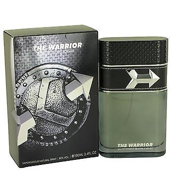 Armaf the warrior eau de toilette spray by armaf 538400 100 ml