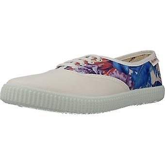 Victoria Sport / Zapatillas 106724  Color Blanco