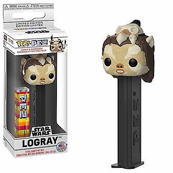 Star Wars - Logray USA import