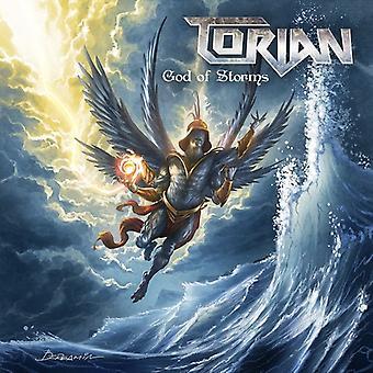 Torian - God of Storms [CD] USA import