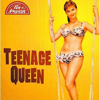 Teenage Queen [CD] USA import