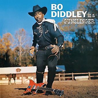 Bo Diddley - Is a Gunslinger [CD] USA import