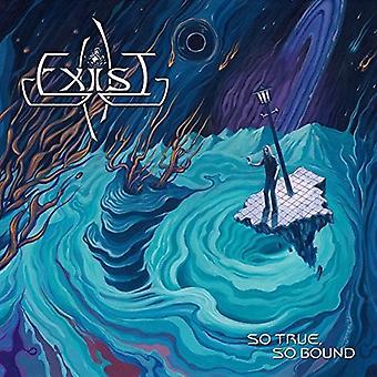 Exist - So True & So Bound [CD] USA import