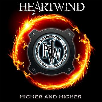 Heartwind - Higher & Higher [CD] USA import