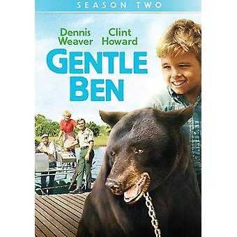 Gentle Ben: Säsong 2 [DVD] USA import