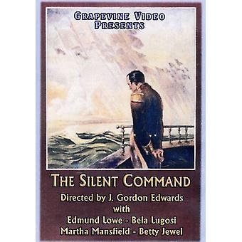 Silent Command (1923) [DVD] USA import