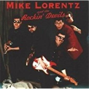 Lorentz*Mike & the Rockin Devils - Mike Lorentz & the Rockin Devils [CD] USA import