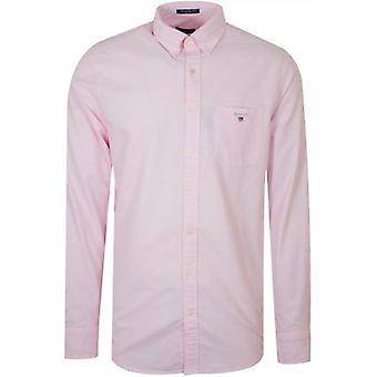 GANT Light Pink Oxford Regular Shirt