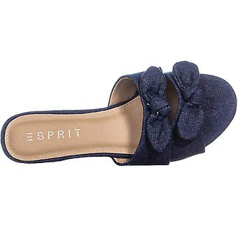 ESPRIT Womens Kenya Open Toe Casual Slide Sandals