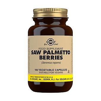 Sabal (Saw Palmeto) 100 grøntsagskapsler
