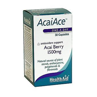 Acaiace Acai Berry 30 capsules