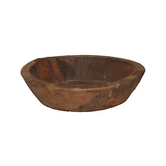 Deco4yourhome Wooden Bowl