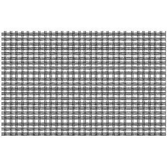 Re-Design with Prima Grid 19x30 Inch Découpage Décor Tissue Paper