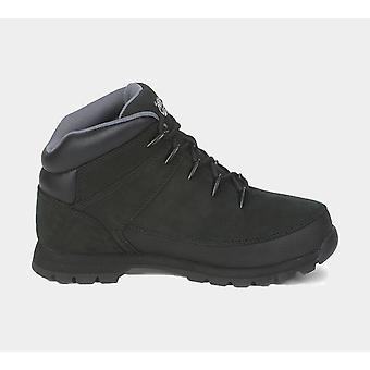 Timberland Euro Sprint Hiker Black Nb Black Mens 6361R Shoes Boots