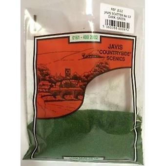 Javis Scenic Scatter 12 - Dark Green