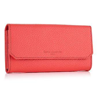 Jaipur vaaleanpunainen Richmond nahka continental lompakko