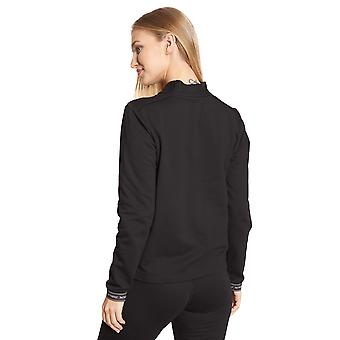 Rösch be happy! 1202135-10995 Women's Black Loungewear Jacket