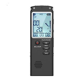 Digital Voice Recorder Audio Recording Voice Activated Telephone Record Mp3 Player