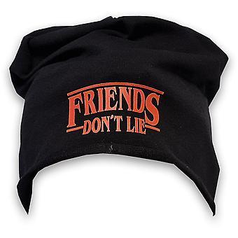 Vrienden don't liggen muts hoed - One size stranger things