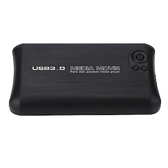Usb3.0, Full Hd-1080p-portavle Media Player Disque dur